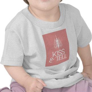 kiss & tell shirts
