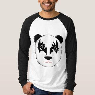 Kiss Tha panda T-Shirt
