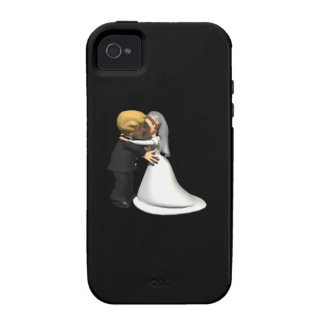 Kiss The Bride 2 iPhone 4/4S Cover