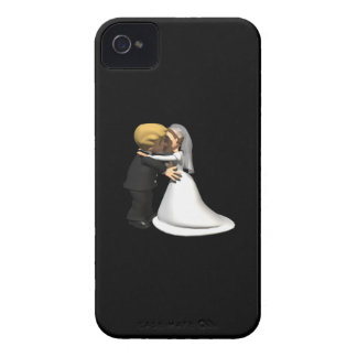 Kiss The Bride 2 iPhone 4 Case-Mate Cases