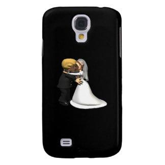 Kiss The Bride 2 Samsung Galaxy S4 Cover