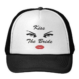 Kiss the Bride Cap