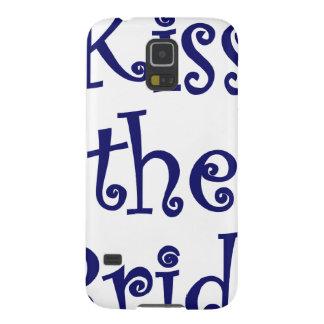 Kiss the Bride Galaxy S5 Case