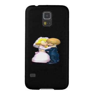 Kiss The Bride Galaxy S5 Cover