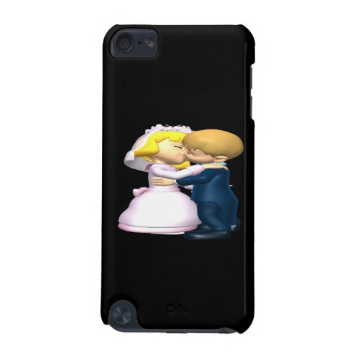 Kiss The Bride iPod Touch 5G Cases