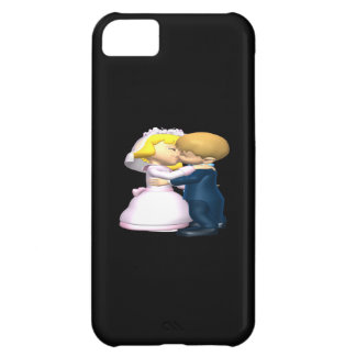 Kiss The Bride iPhone 5C Case