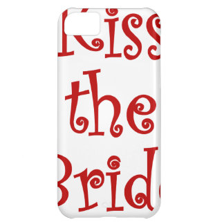 Kiss the Bride Case For iPhone 5C