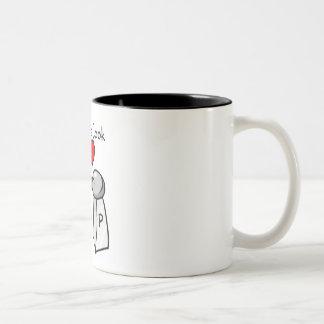 Kiss the Cook Coffee Mug
