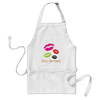 Kiss the Cook Standard Apron
