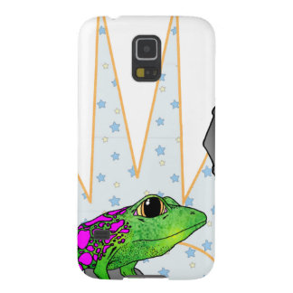 Kiss the Frog Galaxy S5 Cover