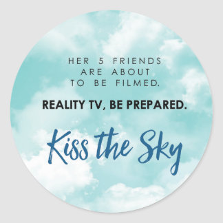 Kiss the Sky Sticker