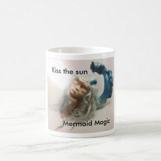 Kiss the Sun ..... Mermaid magic Mug