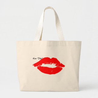 Kiss This Tote