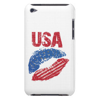 Kiss USA iPod Touch Cover