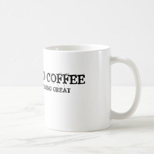 Kisses and Coffee Coffee Mug