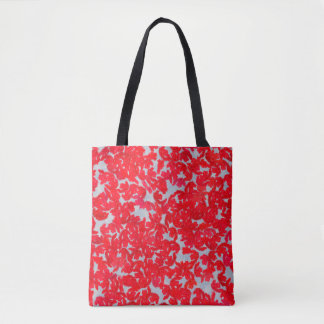 Kisses and Cotton Tote Bag