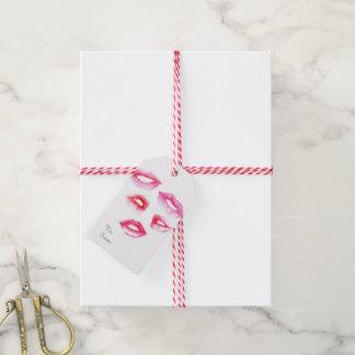 Kisses Design Tag Kit