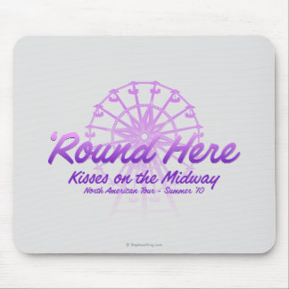 Kisses On The Midway Mouse Pad