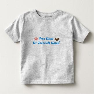 Kisses Toddler T-Shirt