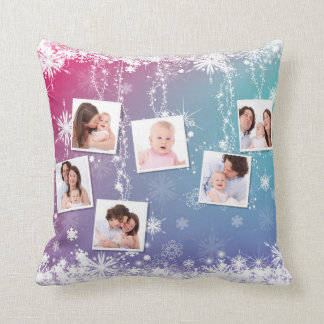 kissing coloured, fairy tale style with own throw pillow