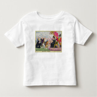 Kissing Hands, published 1827 (colour litho) Toddler T-Shirt