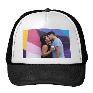 Kissing Mesh Hat