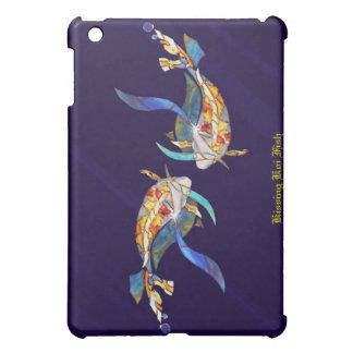 Kissing Koi Fish Lovely  iPad Mini Cases