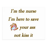 kissing nurse copy postcard