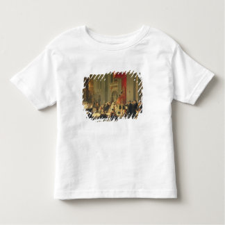 Kissing the Feet Toddler T-Shirt