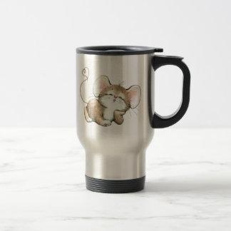 Kissy Mouse Travel Mug