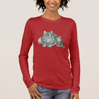 Kit and Cat T Long Sleeve T-Shirt