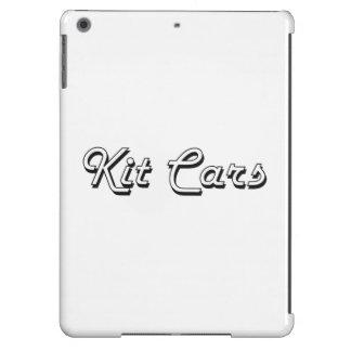 Kit Cars Classic Retro Design Case For iPad Air
