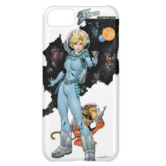 Kit Carter Galactic Ranger iPhone Case