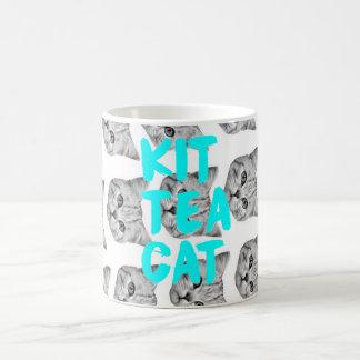 Kit Tea Cat Mug