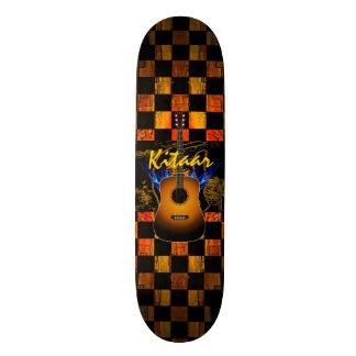 Kitaar Custom Skate Board