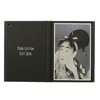 Kitagawa Utamaro's art cases iPad Air Covers