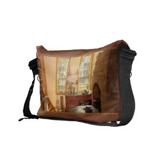 Kitchen - An 1840's Kitchen Commuter Bags