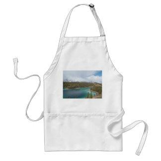 Kitchen apron Emerald Lake
