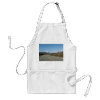 Kitchen apron highway in Alaska