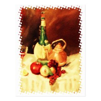 Kitchen Beauties Postcard