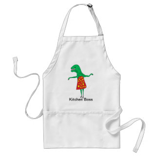 Kitchen Boss Apron