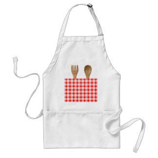 kitchen bridal shower gift standard apron