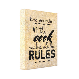 kitchen wrapped canvas prints zazzle co uk