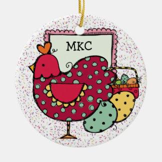 Kitchen Chicken - SRF Christmas Ornament