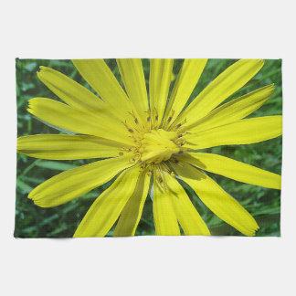 Kitchen cloth pretty yellow daisy
