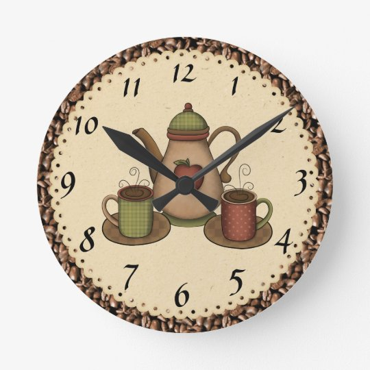 Kitchen Coffee clock