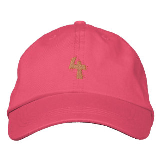 Kitchen Craft Number 4 Embroidered Hat