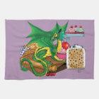 Kitchen Dragon Tea Towel
