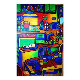 Kitchen Fantasy by Piliero Stationery