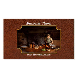 Kitchen - Farm cooking Business Card Template